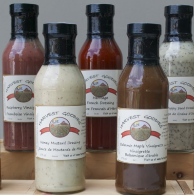 Harvest Goodies Salad Dressing