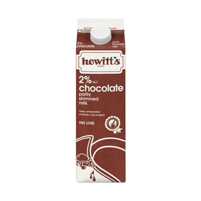 Hewitt's Milk Chocolate