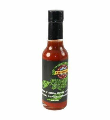 Big Mama's HOT Sauce