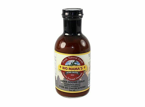 Big Mama's BBQ Sauce