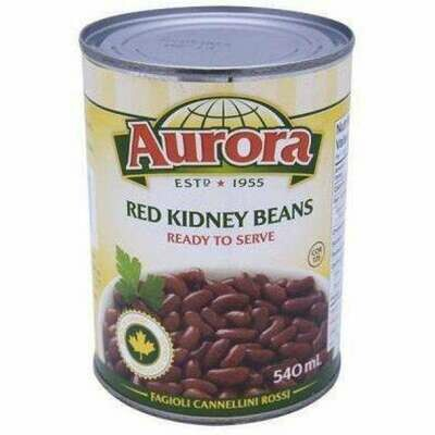 Aurora Canned Beans