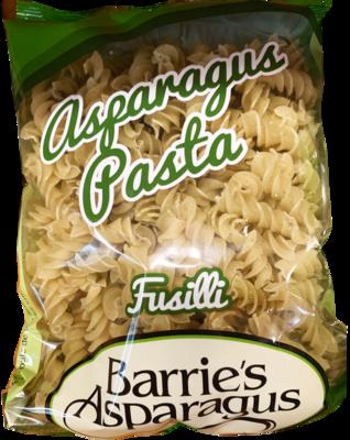 Asparagus Fusilli Pasta