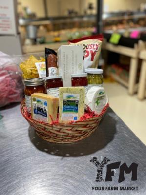 The Indulgence Cheese Basket
