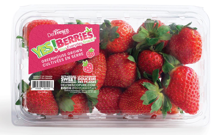 Local Strawberry