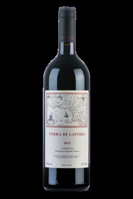 TERRA DI LAVORO 2013 - 0.75L.
