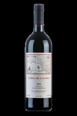 TERRA DI LAVORO 2014 - 0.75L.