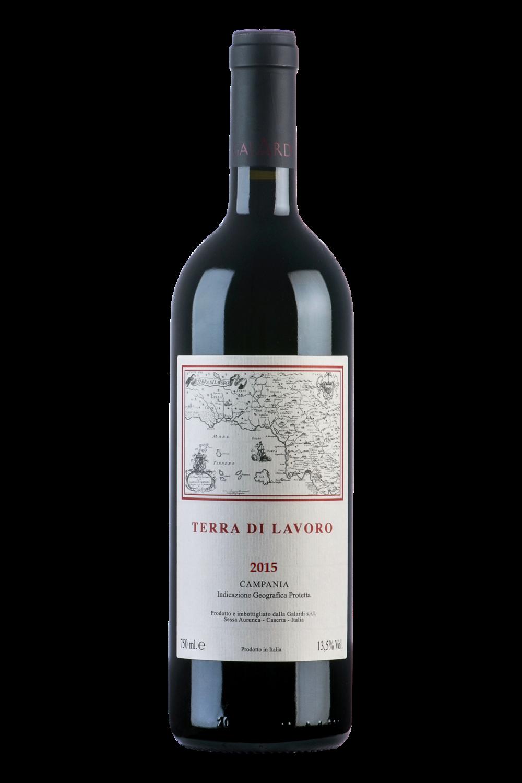 TERRA DI LAVORO 2015 - 0.75L.