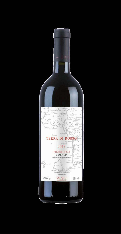 TERRA DI ROSSO 2017 - 0.75L.