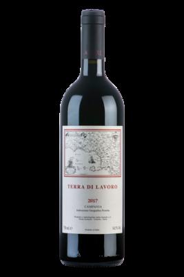 TERRA DI LAVORO 2017 - 0.75L.