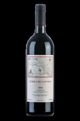 TERRA DI LAVORO 2016 - 0.75L.