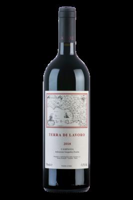 TERRA DI LAVORO 2018 - 0.75L.