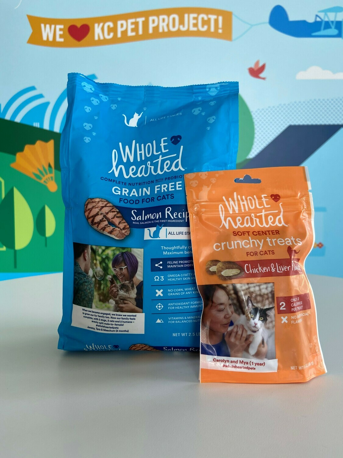 Cat Adoption! - Food & Treat Bundle
