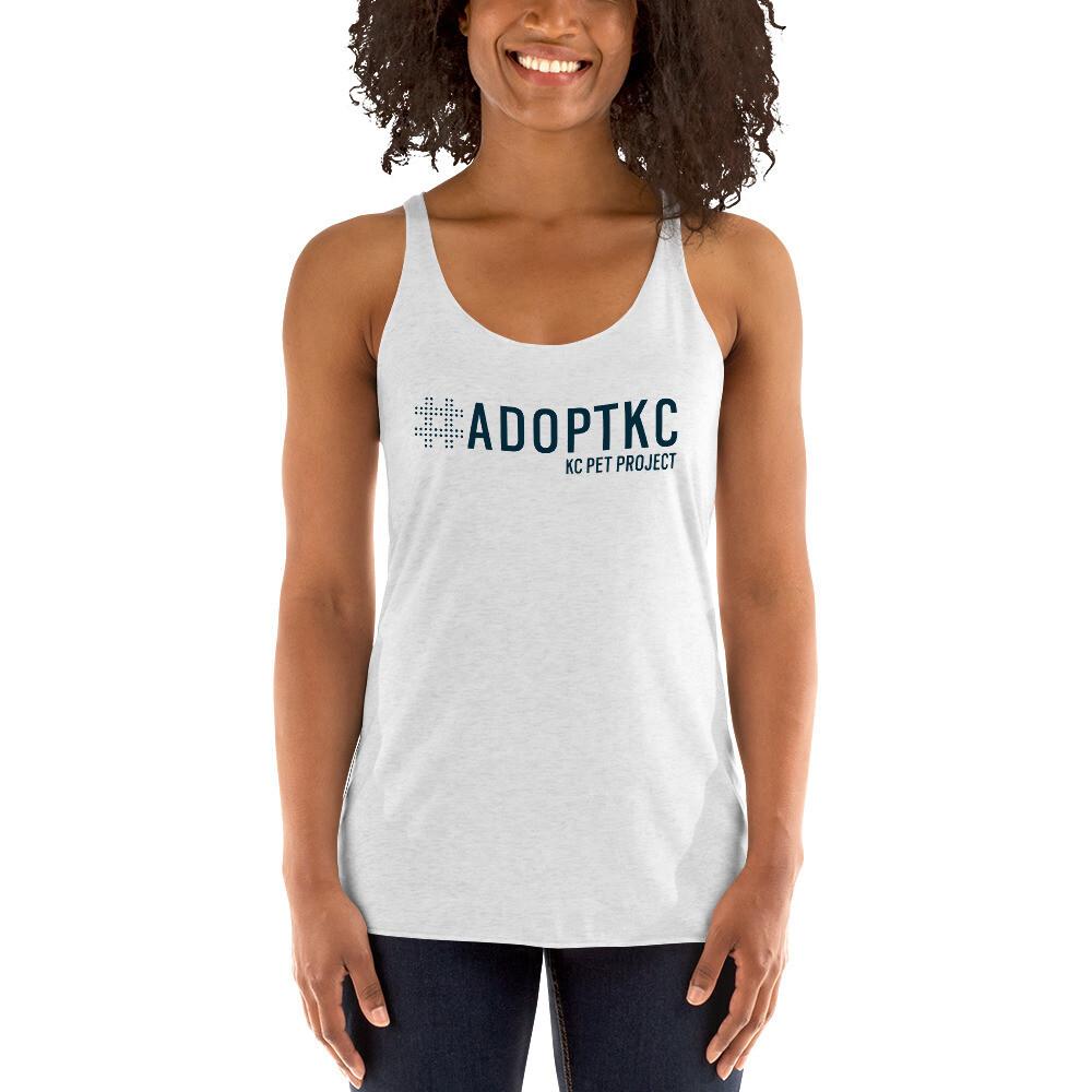 KCPP - #AdoptKC - Racerback Tank - Light