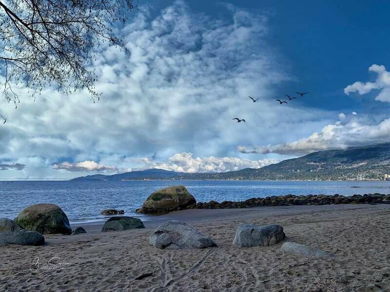 Sunrise Beach, Stanley Park
