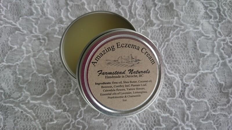 Eczema Cream 2oz