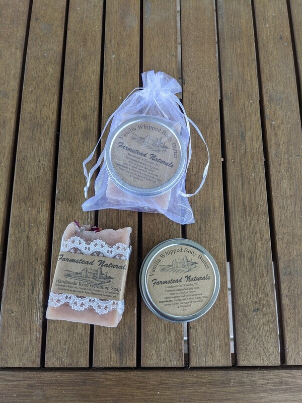Gift set - Soap & Body Butter