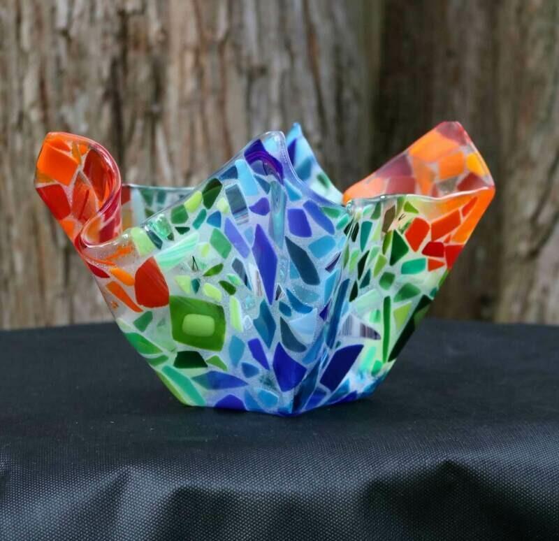 (SOLD)Decorative Bowl