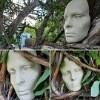 Cement Garden Mask