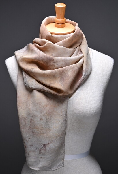 Crepe de Chine scarf
