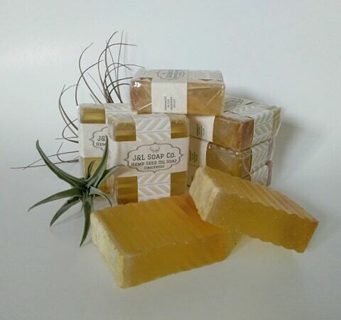 Hemp Seed Oil Soap