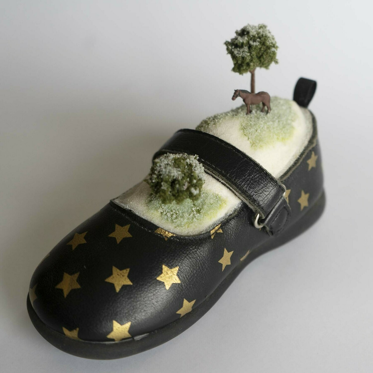 Horse on Star Shoe