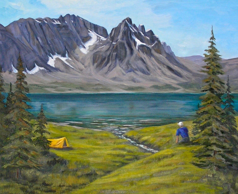 Mountain Odyssey #1