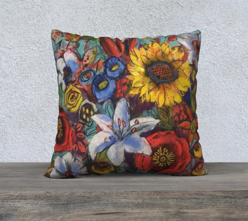 EASY DOES IT cushion cover