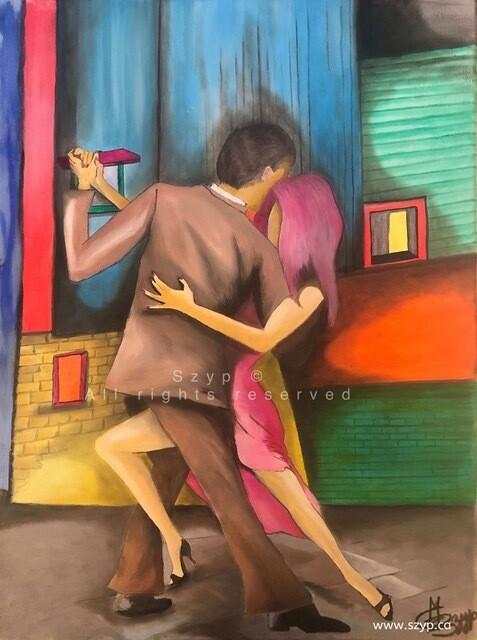 Bailemos Tango ~ Let's Dance Tango