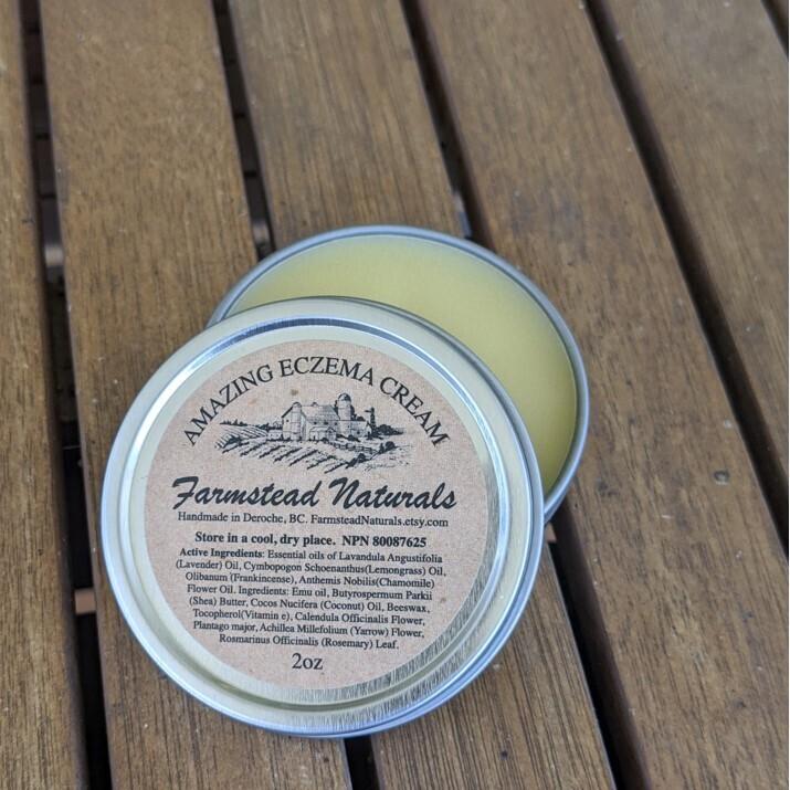 Amazing Eczema Cream