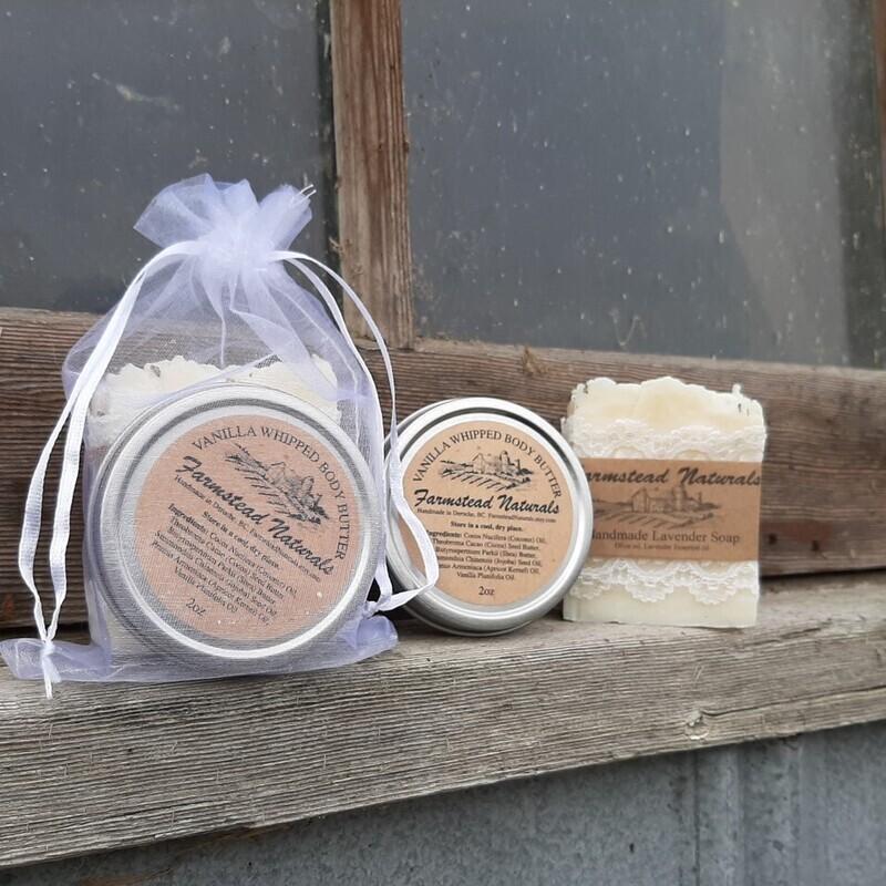 Soap & Salve Gift