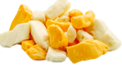 Extra Toppings: Cheese Curds