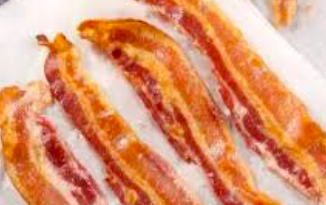 Extra Toppings: Chopped Bacon
