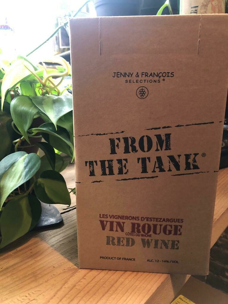 From the Tank - ROSE
