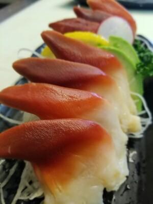 Hokigai Sashimi