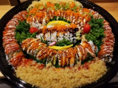 Special Roll Tray