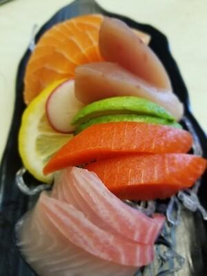 Assorted Sashimi (8pcs)