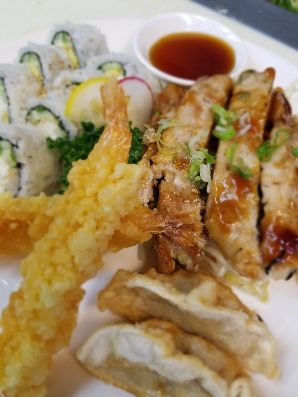 Chicken Teriyaki Combo B