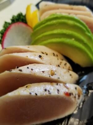 Tuna Tataki Sashimi