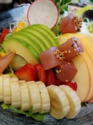Tuna Gomae Salad
