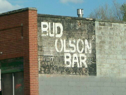 Bud Olson's Online Bottle Shop