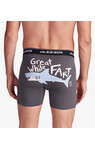 Great White Fart Men's Boxer Brief