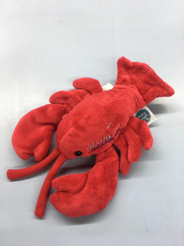 Maine Bean Bag Lobster