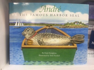 André, The Famous Harbor Seal