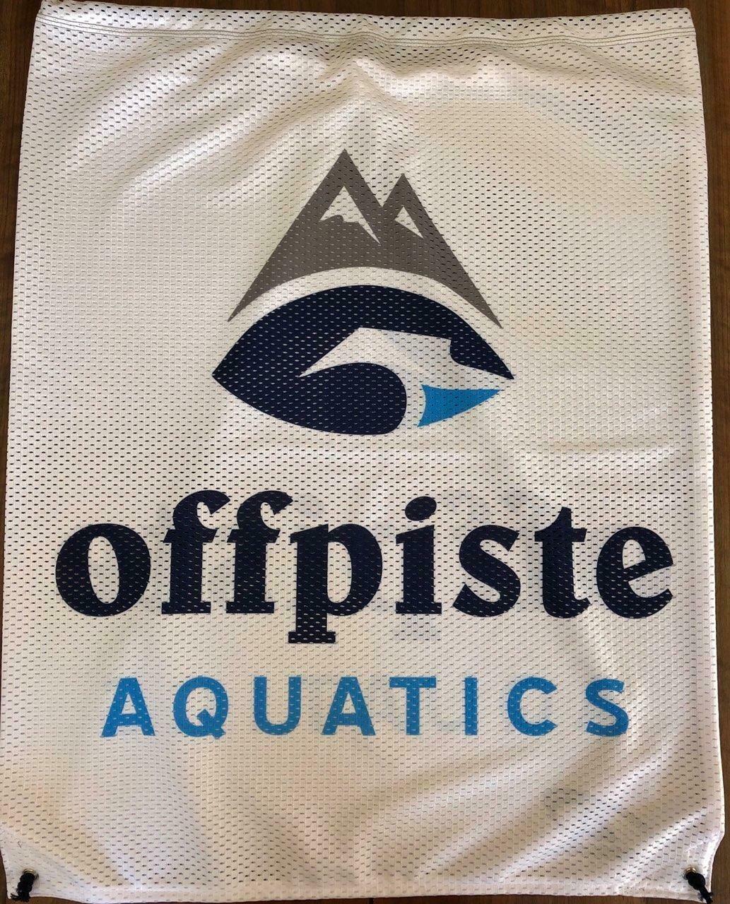 Mesh Swim Bag