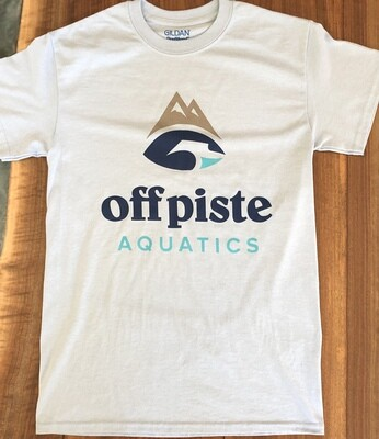 White Off Piste T-Shirt