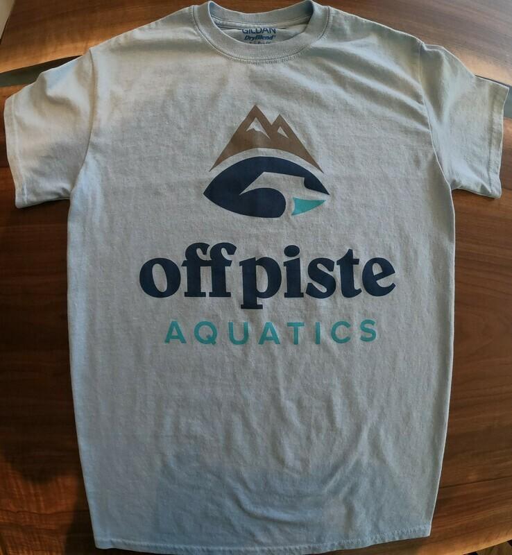 Light Blue Off Piste T-Shirt
