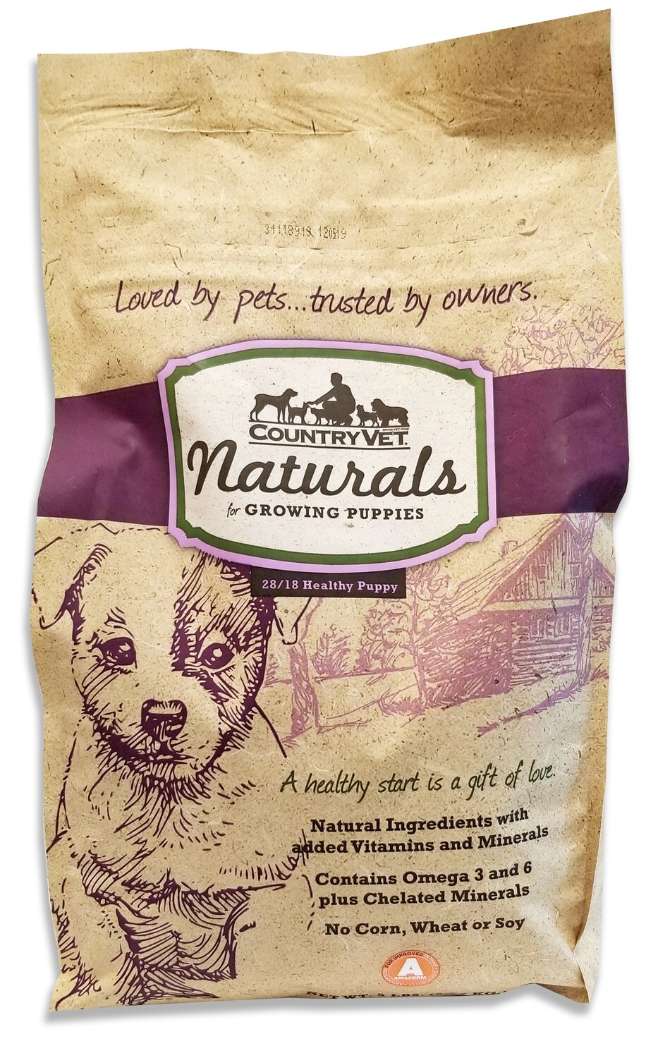 Country Vet® Naturals Dog Food