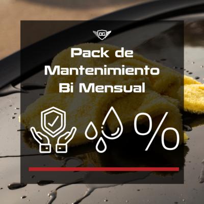 Pack de Mantenimiento y 4 Lavados