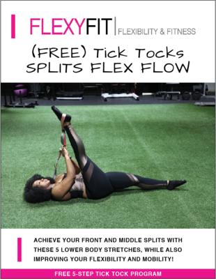FREE Flexy Legs & Splits Program