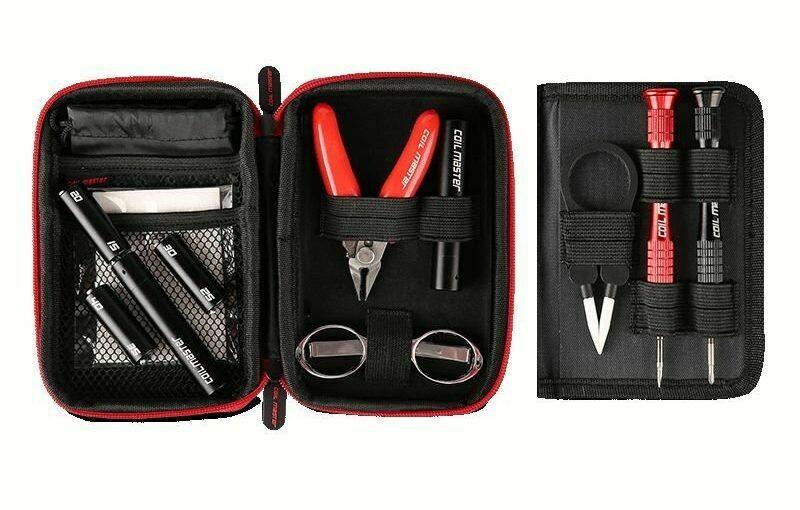 Coil Master Mini Tool Kit